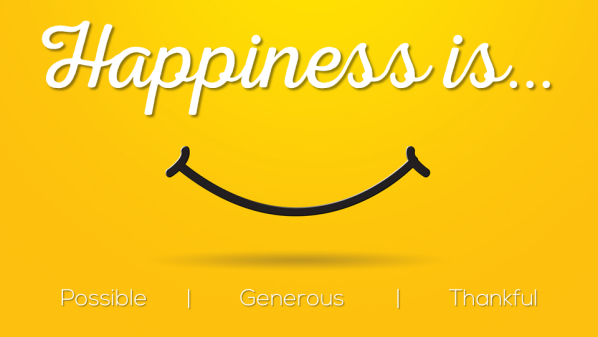 Series: Happiness is...
