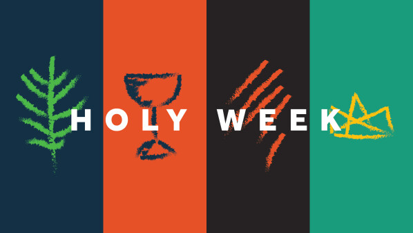 Series: Holy Week 2017