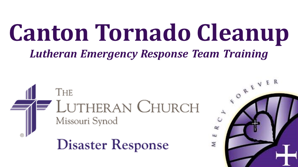 Canton Tornado Clenaup