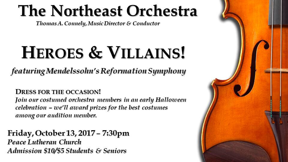 Northeast Orchestra Concert