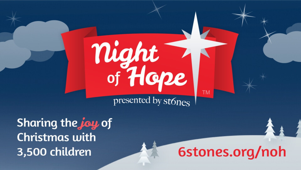 Night of Hope @ Donna Park Elementary
