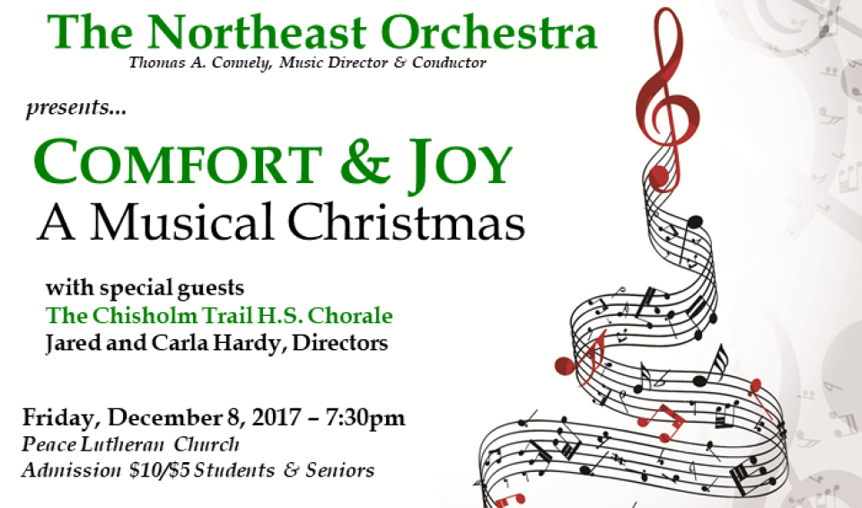 Northeast Orchestra Christmas Concert