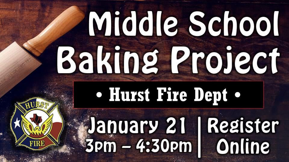 MS Baking Project - Hurst FD