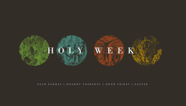 Series: Holy Week 2018