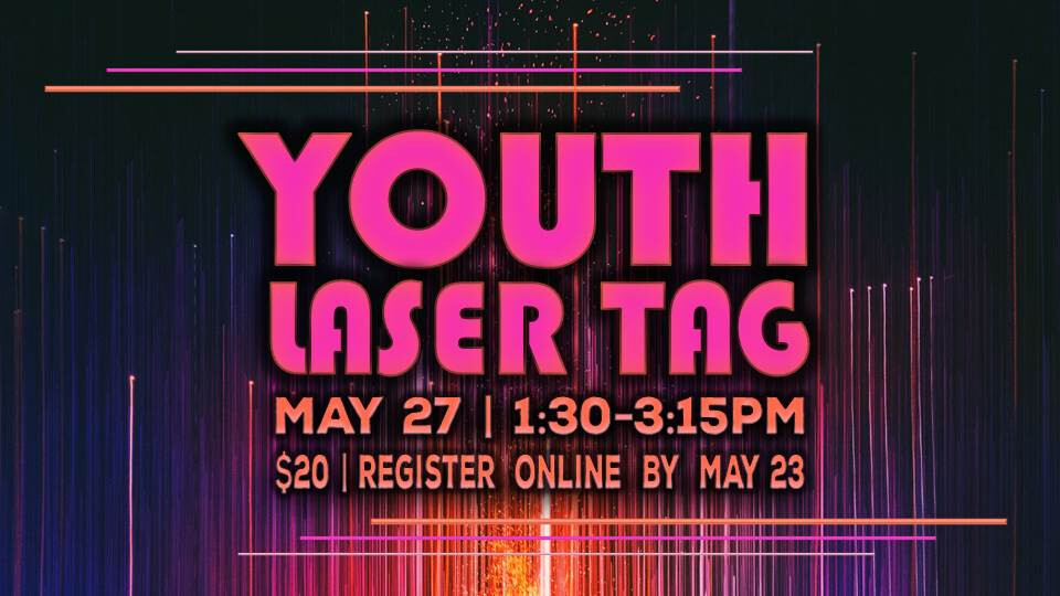 Youth Laser Tag