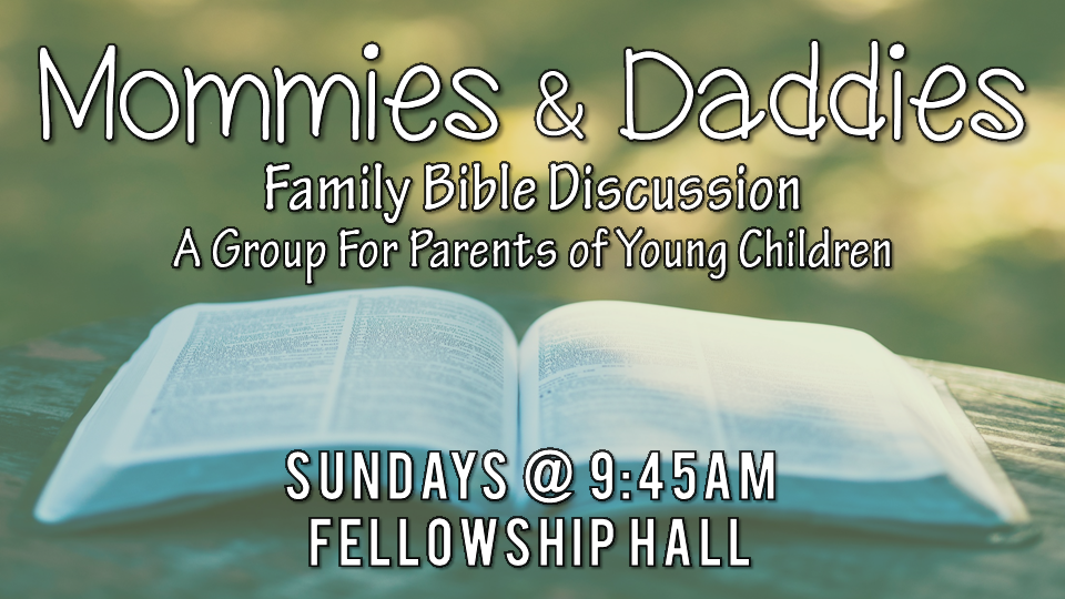Family Bible Discussion Group