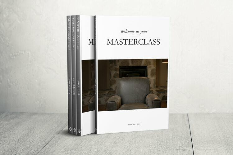 MasterClass on Faith