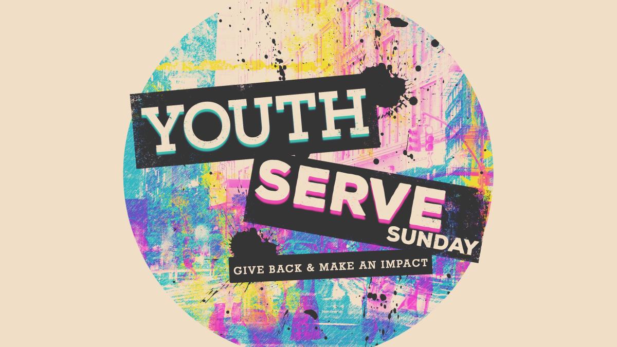 Youth Serve Sunday